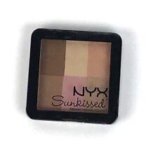 1 Nyx Radiant Finishing Powder Blush Rfp 02 Sunkissed Bronzer Summer New Sealed