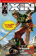 Xin #1 Alpha Preview Edition Anarchy Studios Xin: Legend Of The Monkey King 2002