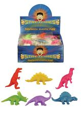 Stretchy Dinosaurs Party Bag Fillers Loot Pinata Kids Children's Party Toy UK SL
