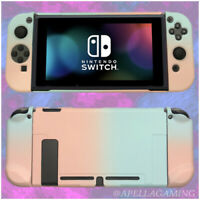 Cotton Candy Pink Case Cover Hard Shell Protector for Nintendo Switch Console