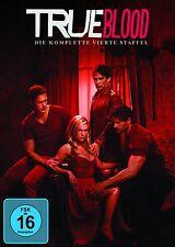 5 DVD-Box ° True Blood - Staffel 4 ° NEU & OVP