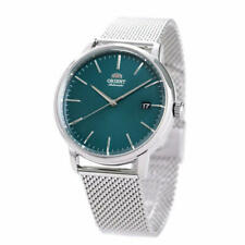 Orient Contemporary Automatic Green Dial Men's Watch RA-AC0E06E10B