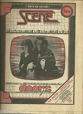 Scene Magazine Cleveland April 1985 The Doors Ray Manzarek Todd Rundgren