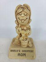 Paula W-135 World's Greatest Mom figure 1970 vintage