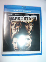 Maps to the Stars Blu-ray movie drama Hollywood Bruce Wagner David Cronenberg!
