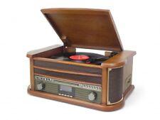 Soundmaster NR545DAB,Nostalgiecenter, Bluetooth,DAB,MP3,Plattenspieler, Encoding