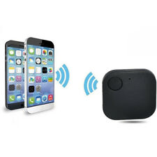 Black Car GPS Tracker Kids Pets Wallet Keys Alarm Locator Realtime Finder Trackr