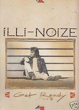 ILLI-NOIZE Get Ready LP/GER