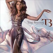 Pulse by Toni Braxton (CD, May-2010, Atlantic (Label))