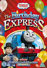 Thomas And Friends: The Birthday Express DVD * NEW & SEALED FAST UK DISPATCH *