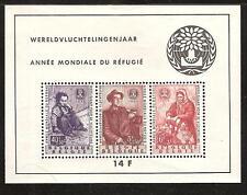 BELGIUM # B662a MNH WORLD REFUGEE YEAR