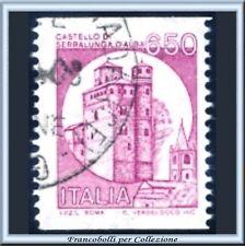 1988 Italia Castelli Bobina L. 650 Macchinette Usato