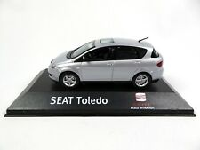 Seat Toledo 3 Luna Grey - 1:43 VAPS Diecast Dealer Model Car SE29
