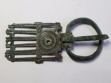 GERMANIC BUCKLE WITH PLATE 6th-8th century AD.
