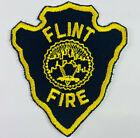 Flint Fire Department Genesee County Michigan MI Patch (F6-B)