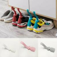 2Pcs Unisex Wear Shoe Horn Helper Shoehorn Shoe Easy on and off Shoe lifter