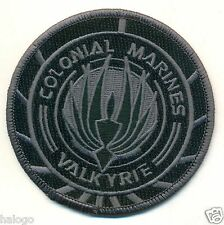Bsg Colonial Marines Valkyrie Patch - Bsg59
