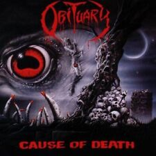 Obituary - Cause Of Death NEW CD