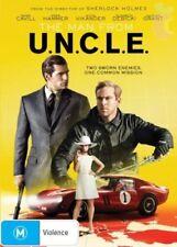 THE MAN FROM U.N.C.L.E. DVD HENRY CAVILL ***