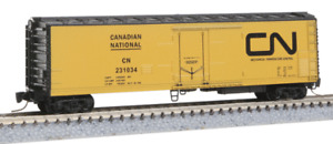 Z Scale Micro-trains Canadian National MEC RD# 231034 NIB! IC022