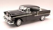 Chevy Bel Air 1955 Black 1:18 Model MOTORMAX