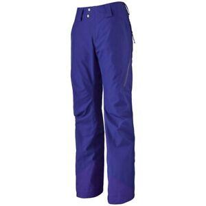Patagonia Powder Bowl Pants / Women's Medium / Cobalt Blue - MSRP $299