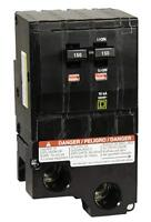 SQUARE D QO2150 Circuit Breaker, 150A, 2 pole - BRAND NEW with WARRANTY