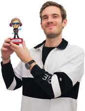 PewDiePie 100 Mill Club Collectible Figure #25,079 Limited Edition