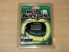 Handheld Electronic Game - Key Blackjack by Radica / MINT / Sealed / New