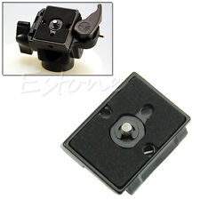 """Quick Release Plates 1/4"""" For Bogen Manfrotto 200PL-14 700RC2 701RC2 New"""