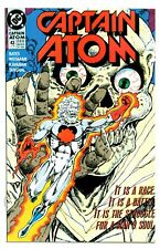 CAPTAIN ATOM Vol. 2 #43(7/90)2nd DEATH(ENDLESS/DREAMING)IN CONTINUITY(9.8)CGC IT