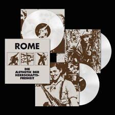 ROME Die Aesthetik der Herrschaftsfreiheit 3LP  Of the Wand and the Moon Forseti