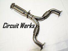 "Circuit Werks Infinity G35 Resonated Y Pipe Exhaust Flex Mid G 2003-2008 2.5""-3"""