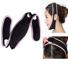 Facial Slimming Cheek Band Strap, Double Chin Reducer V Shape Face Line Chin Lif