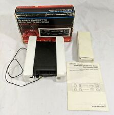 Realistic Stereo Car Cassette Under Dash 12-1802 –  Vintage