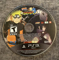 Naruto Shippuden: Ultimate Ninja Storm 3 (Sony PlayStation 3, 2013) Disc Only!