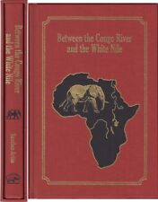 SANCHEZ BIG GAME HUNTING BOOK BETWEEN THE CONGO RIVER AND THE WHITE NILE de luxe