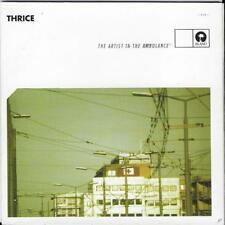 Thrice - The Artist In The Ambulance (CD 2003) All That's Left