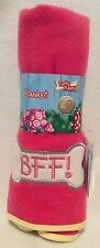 Me To You - Tatty Puppy - BFF Blanket - Pink - Brand New