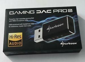 Sharkoon Gaming DAC Pro S