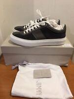 JIMMY CHOO Portman Suede Trainers Sneakers Size UK 7, UK 10 RRP £425