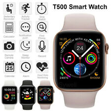 Smart Watch Bluetooth CALL ANSWER ECG Fitness Tracker TOUCHSCREEN Android iPhone
