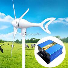 Phoenix Max 550 W Watt AC 24V Wind Turbine Generator 3 Blade + Charge Controller