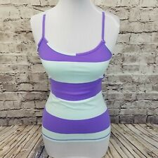 Lululemon Size 8 Power Pose Y Tank Top Sleeveless Racerback Yoga Pilates Gym