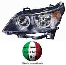 FARO FANALE PROIETTORE ANTERIORE SX BMW E60 SERIE 5 03>07 DAL 2003 AL 2007