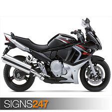 2008 SUZUKI GSX 650F (1577) Motorbike Poster - Poster Print Art A0 A1 A2 A3 A4