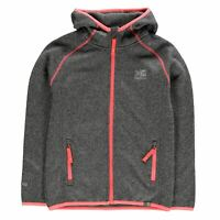 Karrimor Life Hoodie Youngster Boys Zip Hoody Hooded Top Full Length Sleeve