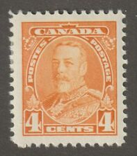 Canada 1935 #220 King George V Pictorial Issue -VF MH