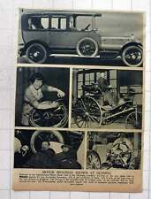 1919 Motor Progress Olympia Girl Mechanic, 5 Cylinder Radial Air Cooled Engine