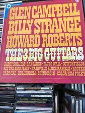 Glen Campbell Billy Strange Howard Roberts-3 Big Guitars US Lp